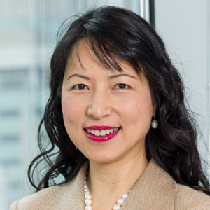Victoria Mio (Chief Investment Officer China, Fund Manager, Robeco Chinese Equities & Chinese A-shares Equities, Co-Head of Asia Pacific Equities at Robeco)